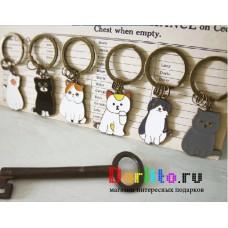 Брелок для ключей Кошки