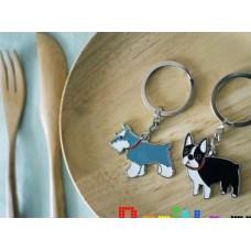 Брелок для ключей Собачка