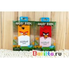 Чехол для iPhone 4 Angry Birds