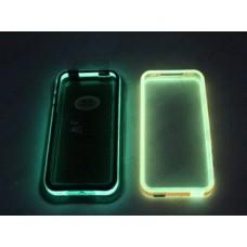 Чехол для iPhone 4 светящийся