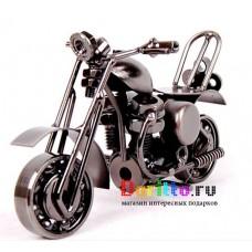 Металлическая фигурка Мотоцикл
