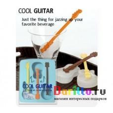 """Форма для льда """"Гитара"""""""