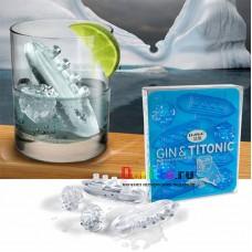 """Форма для льда """"Титаник и айсберг"""""""
