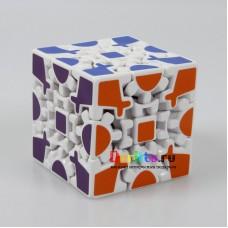 Кубик головоломка с шестерёнками 3х3