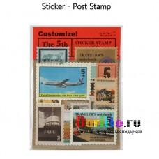 Набор марок для скрапбукинга