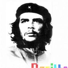Наклейка на машину Че Гевара