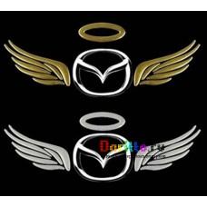 Наклейка на авто Крылья ангела
