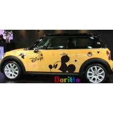 Наклейка на авто MIkky Mouse