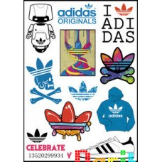 Набор наклеек Adidas