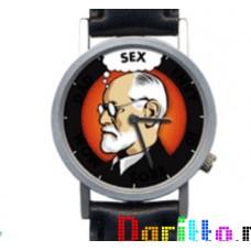 Наручные часы Мысли Фрейда (Freudian Thoughts)
