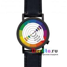 Наручные часы Color Wheel Watch