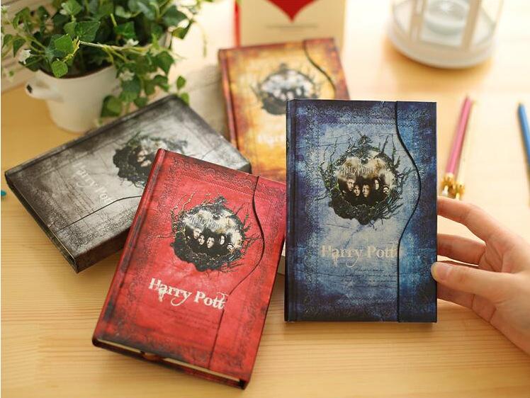 """Блокнот дневник """"Harry Potter"""""""