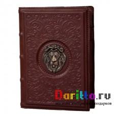 Ежедневник А5 «Лев»