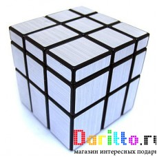 Зеркальный кубик головоломка